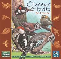Oiseaux des forêts de France