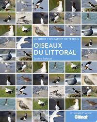 Oiseaux du littoral : un guide + un carnet de terrain