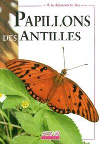 Papillons de jour des Antilles françaises