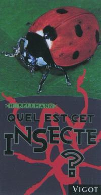 Quel est cet insecte ?