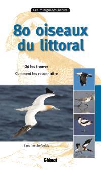 80 oiseaux du littoral : où les trouver, comment les reconnaître