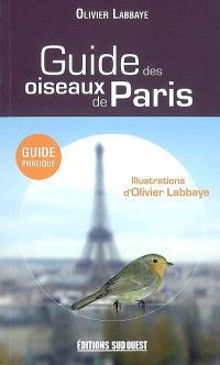 Guide des oiseaux de Paris