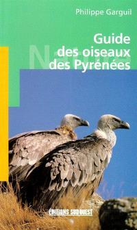 Guide des oiseaux des Pyrénées