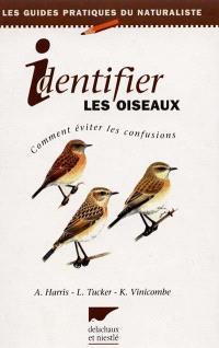 Identifier les oiseaux : comment éviter les confusions