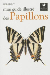 Le petit guide Marabout des papillons