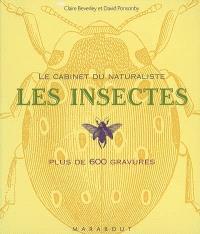 Les insectes : plus de 600 gravures