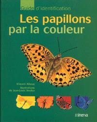 Les papillons par la couleur