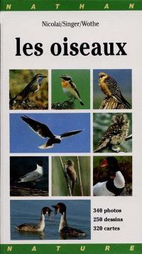 Oiseaux : de l'Atlantique à l'Oural, du Groenland à la Méditerranée