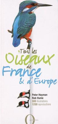 Tous les oiseaux de France & d'Europe