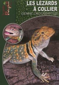 Lézards à collier : le genre Crotaphytus