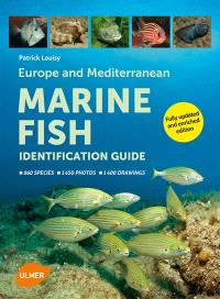 Marine fish Europe and Mediterranean : identification guide