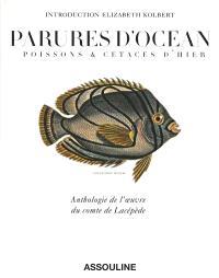 Parures d'océan : poissons et cétacés d'hier
