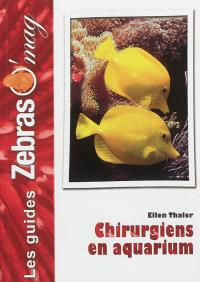 Poissons-chirurgiens en aquarium