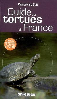 Guide des tortues de France