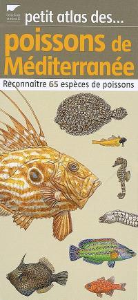 Petit atlas des poissons de Méditerranée : reconnaître 65 espèces de poissons