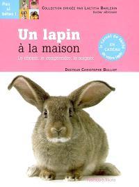 Un lapin à la maison : le choisir, le comprendre, le soigner