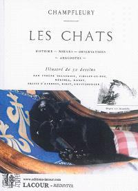 Les chats : histoire, moeurs, observations, anecdotes