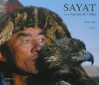 Sayat : les aigliers de l'Altaï