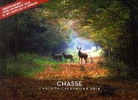Chasse 2014 : l'agenda-calendrier