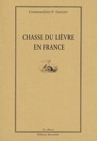 Chasse du lièvre en France