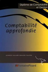 Comptabilité approfondie, diplôme de comptabilité et gestion