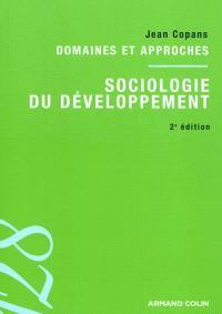 Sociologie du développement : domaines et approches