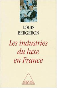 L'industrie de luxe en France