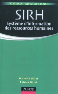 SIRH, système d'information des ressources humaines