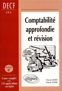 Comptabilité approfondie et révision : DECF UV n° 6