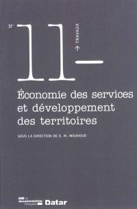Economie des services et développement des territoires