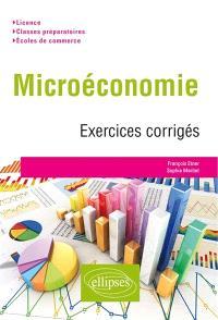 Micro-économie : exercices corrigés