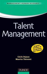 Talent management : post-crisis management