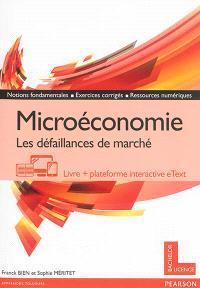 Microéconomie : les défaillances de marché