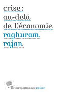 Crise : au-delà de l'économie