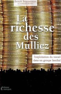 La richesse des Mulliez : l'exploitation du travail dans un groupe familial