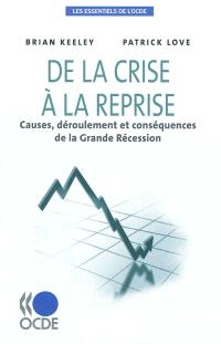 De la crise à la reprise : causes, déroulement et conséquences de la Grande Récession