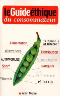 Le guide éthique du consommateur