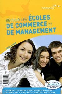 Réussir les écoles de commerce et de management