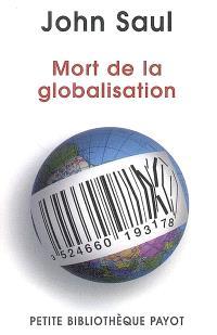 Mort de la globalisation