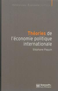 Théories de l'économie politique internationale : cultures scientifiques et hégémonie américaine