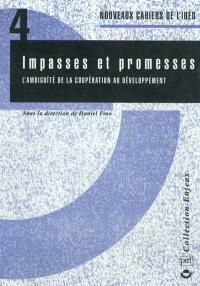 Impasses et promesses : l'ambiguïté de la coopération au développement