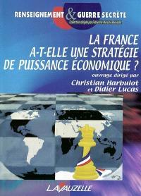 La France a-t-elle une stratégie de puissance économique ? : actes du 3e colloque de l'Ecole de guerre économique, mars 2003