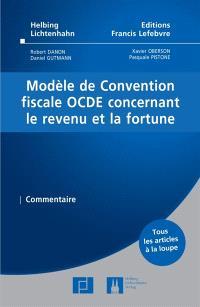 Convention OCDE