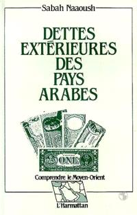 Dettes extérieures des pays arabes