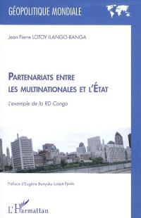 Partenariats entre les multinationales et l'Etat : l'exemple de la RD Congo