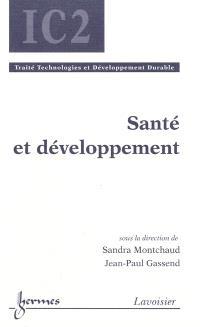 Santé et développement