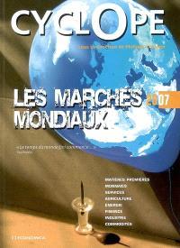 Cyclope 2007 : les marchés mondiaux
