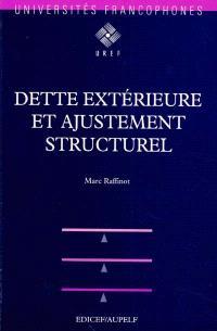 Dette extérieure et ajustement structurel