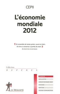 L'économie mondiale 2012
