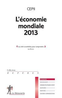 L'économie mondiale 2013
